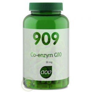 AOV 909 Co Enzym Q10 30mg Capsules 180st