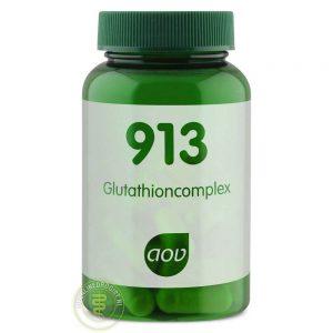 AOV 913 Glutathioncomplex Capsules 30st