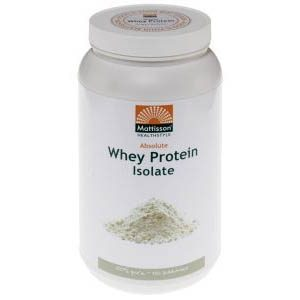 Absolute whey protein isolate