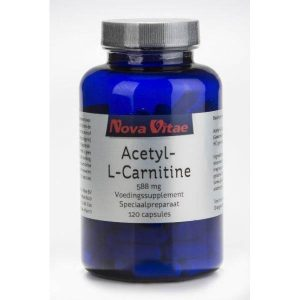 Acetyl l carnitine 588 mg
