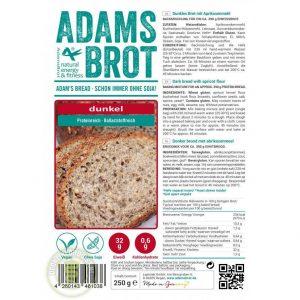 Adams Brot Broodmix Donker