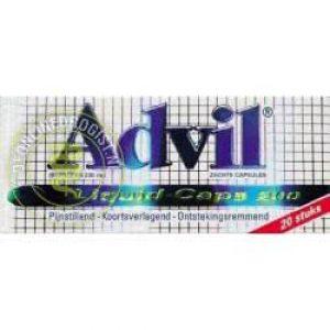 Advil Liquid-Caps 200mg