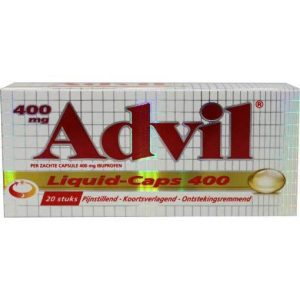 Advil Liquid-Caps 400mg 20st