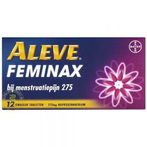 Aleve Feminax Tabletten
