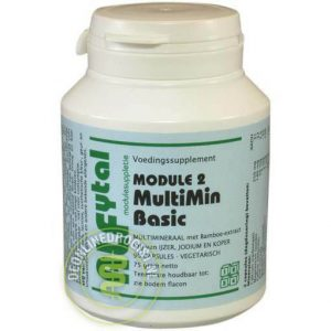 Alfytal Multimin Basic Vegetarische Capsules