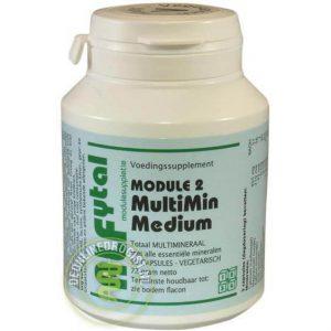 Alfytal Multimin Medium Vegetarische Capsules