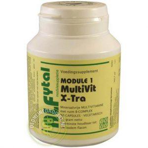 Alfytal Multivit X-tra Vegetarische Capsules