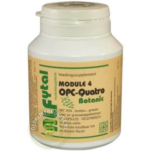 Alfytal OPC-Quatro Botanic Capsules 90ST