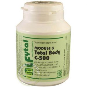 Alfytal Total Body C-500 Capsules 90ST