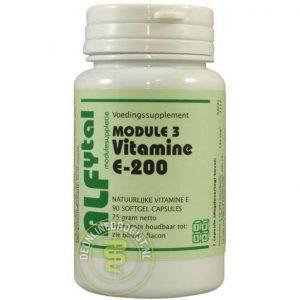 Alfytal Vitamine E-200 Softgels