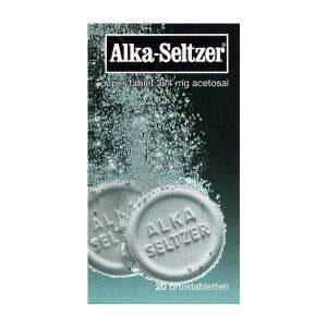 Alka Seltzer Bruistablet