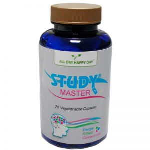 All Day Happy Day Study Master Capsules 25st