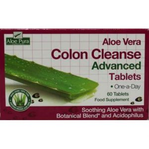 Aloe Pura Colax Colon Cleanse Tabletten 60st