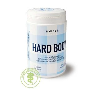 Amiset Hard Body Aardbei