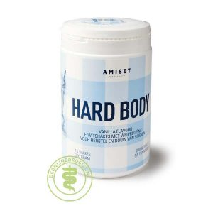 Amiset Hard Body Vanille