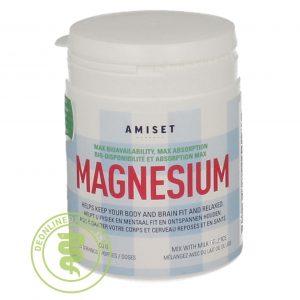 Amiset Magnesium Poeder 100gr