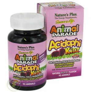 Animal Parade Acidophi Kidz Tabletten 90st