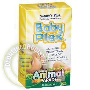 Animal Parade Baby Plex 60ml