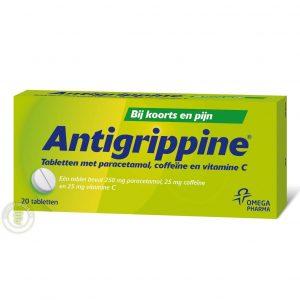 Antigrippine Tabletten