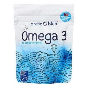 Arctic Blue Omega 3 Visolie Capsules