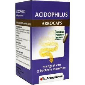 Arkocaps Acidophilus Complex Capsules