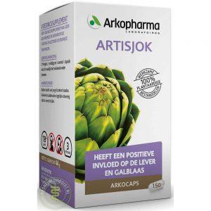 Arkocaps Artisjok Capsules 150st