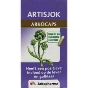 Arkocaps Artisjok Capsules 45st