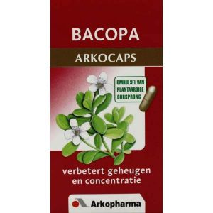 Arkocaps Bacopa Capsules 45st