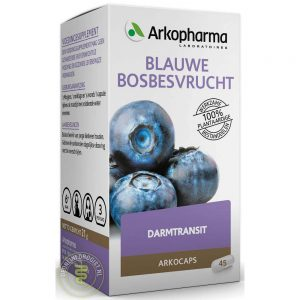 Arkocaps Blauwe Bosbesvrucht Capsules 45st