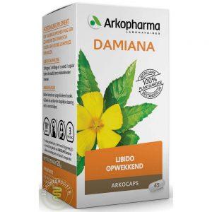 Arkocaps Damiana Capsules 45st