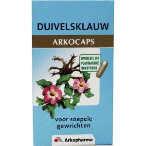 Arkocaps Duivelsklauw Capsules 150st