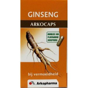 Arkocaps Ginseng Capsules 150st