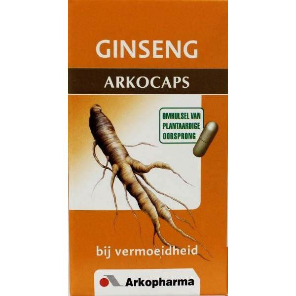 Arkocaps Ginseng Capsules 45st