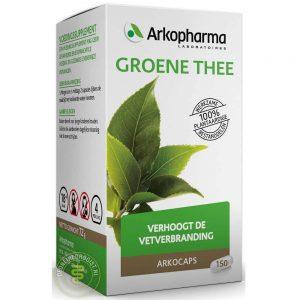 Arkocaps Groene Thee Capsules 150st
