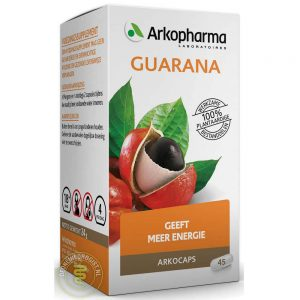Arkocaps Guarana Capsules 45st