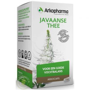 Arkocaps Javaanse Thee Capsules 150st