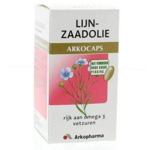 Arkocaps Lijnzaadolie Capsules 45st