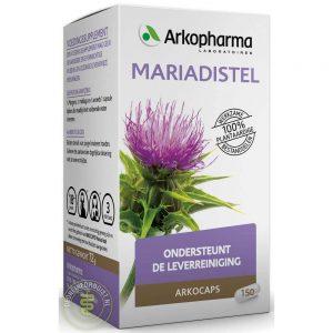 Arkocaps Mariadistel Capsules 150st