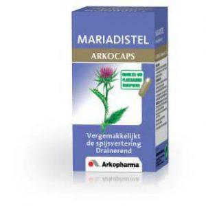 Arkocaps Mariadistel Capsules 45st