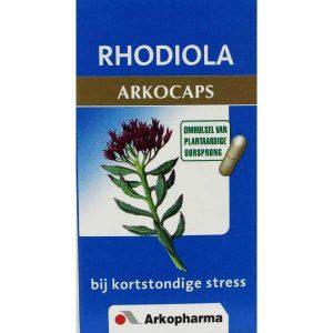 Arkocaps Rhodiola Capsules 45st
