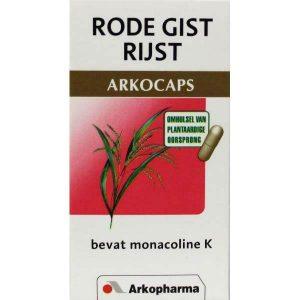 Arkocaps Rode Gist Rijst Capsules 45st
