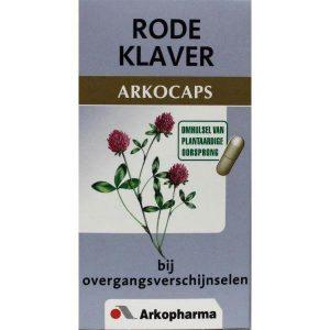 Arkocaps Rode Klaver Capsules 45st
