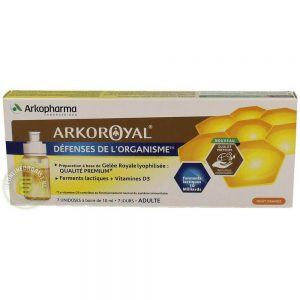 Arkopharma Arkoroyal Body's Defenses Volwassenen