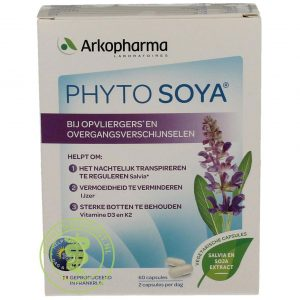 Arkopharma Phyto Soya Forte 35mg Capsules