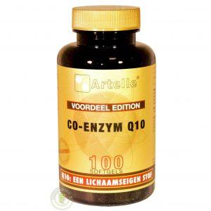 Artelle Co Enzym Q10 100mg Capsules 100st