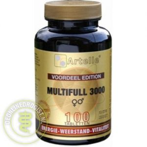 Artelle Multifull 3000 Tabletten 100st