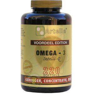 Artelle Omega 3 Intelli-Q Softgel 220 st *