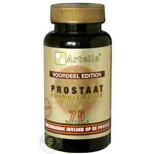 Artelle Prostaat Formule Forte Capsules 75st