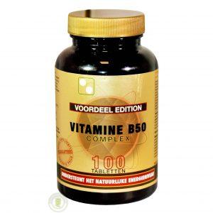 Artelle Vitamine B50 Complex Tabletten 100st