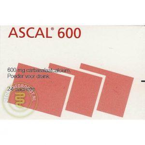 Ascal 600mg Sachets